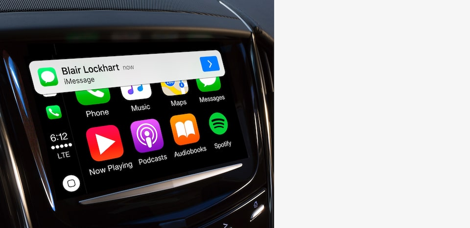 Apple CarPlay Text